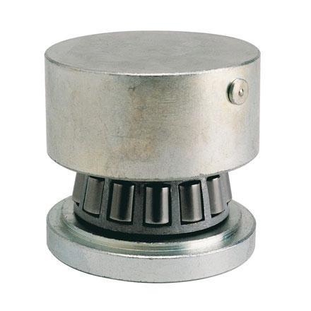ideal para puertas interiores Jsdoin 10 pares 20 unidades, 75 mm Bisagra para puerta rodamientos de bolas de cromo pulido