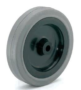 Rueda pivotante di/ámetro 150 poliamida 6-8130048 corte de bobinas
