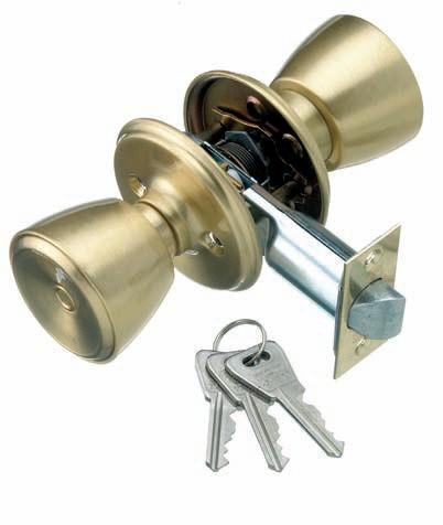 Cerraduras pomo para puertas mesa para la cama - Manillas de puertas de interior ...