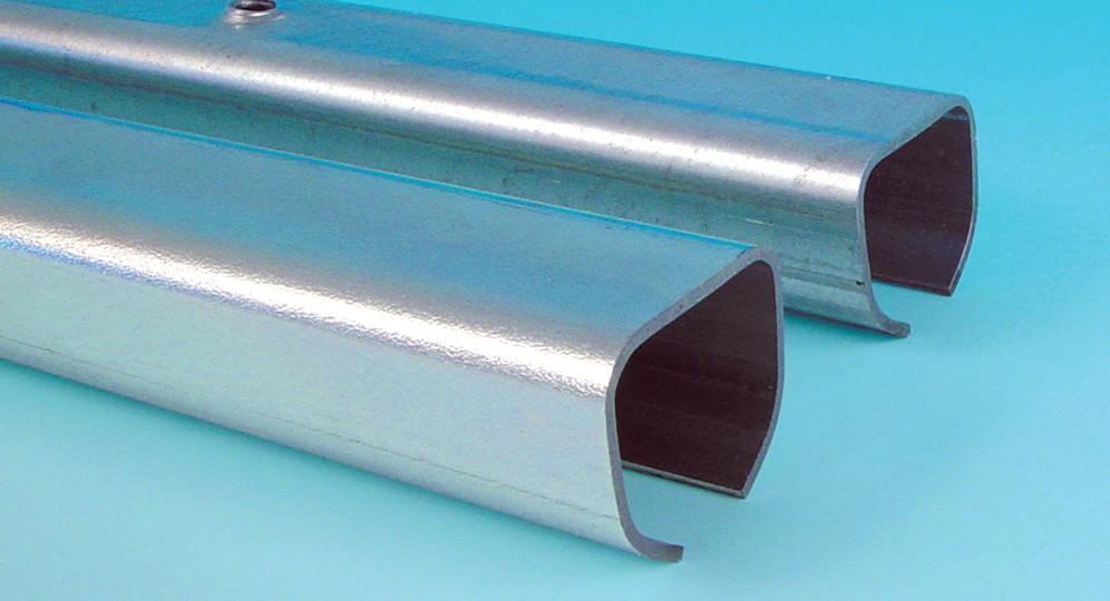 Guias correderas para toldos materiales de construcci n for Guia aluminio para toldo