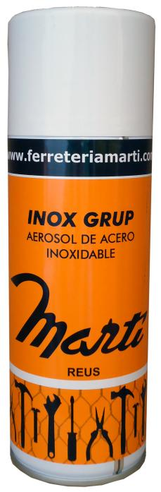 50507990  FM Inox Spray 400 ml.