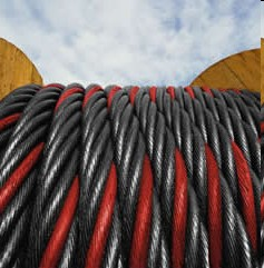 Cable Acero Galv  3 mm.- 6x 7+1 (Rollo   25 Mts.)