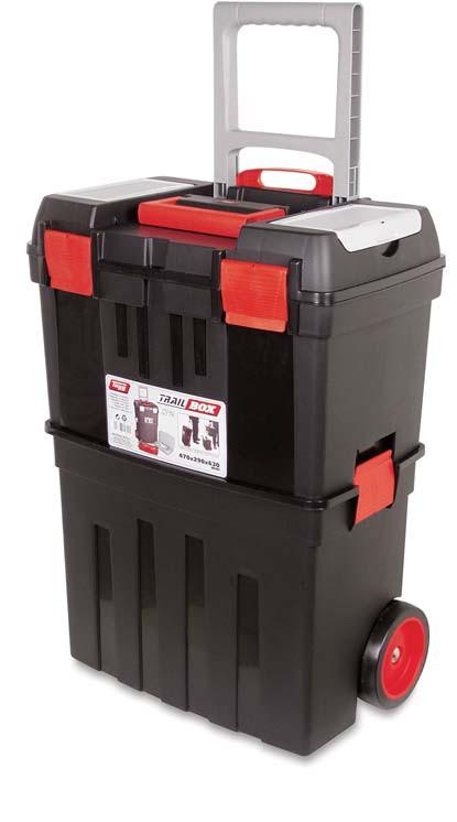 Caja herramientas plastico con ruedas mesa para la cama for Cajas plasticas con ruedas