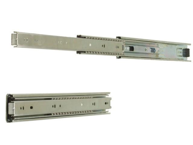 1 par guías para cajones GUÍAS LATERALES A-35mm L-350mm
