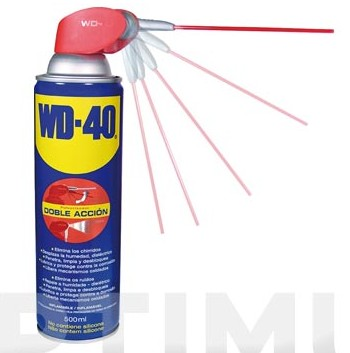 50729100  Aceite WD-40 500 ml. Spray