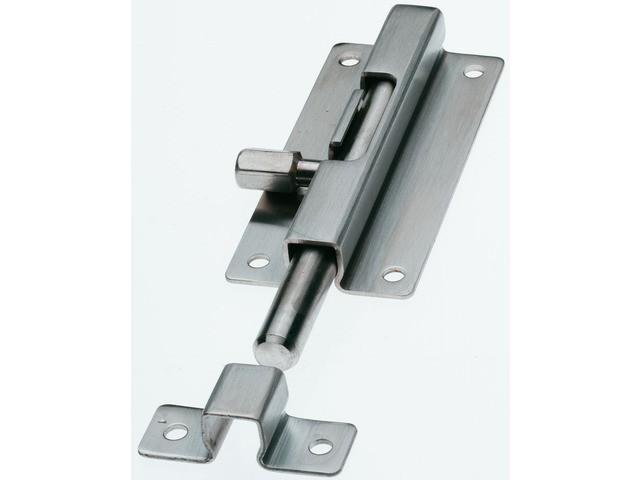 kangOnline 2 Juegos de Pernos de Puerta de Seguridad de Acero Inoxidable con Llave de Estrella Ajustada Cerradura Segura y Segura para Puertas externas o internas