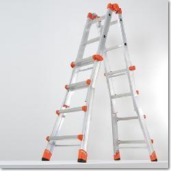 Ferreteria marti cat logo for Escalera aluminio telescopica extensible