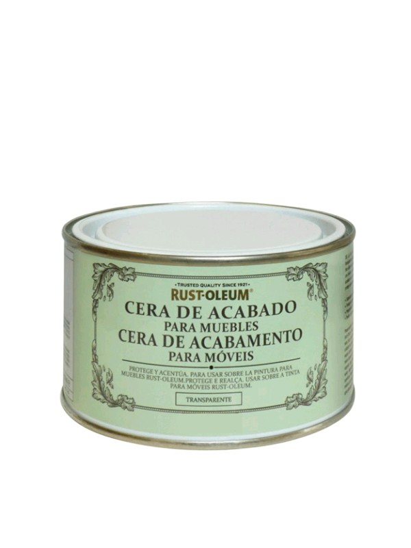 50989770  BRU Cera Chalky Finish Transparente 125 ml.